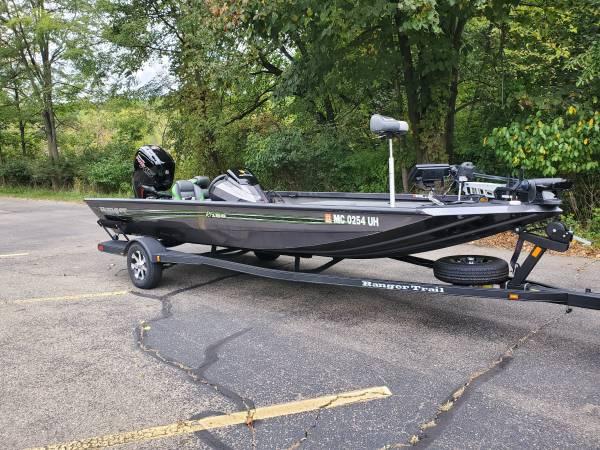 Photo Ranger Bass Boat rt188 - $26,500 (Grass lake)