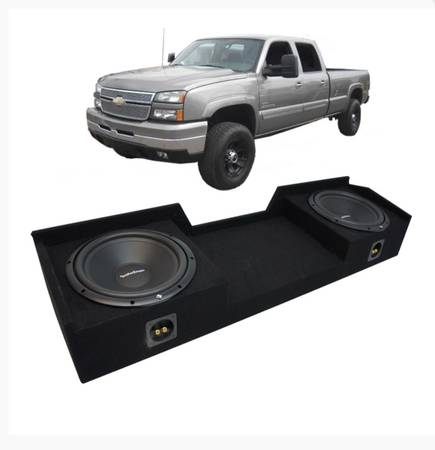 Photo Rockford Fosgate 12 inch subwoofers with  and wiring kit - $300 (Munith)
