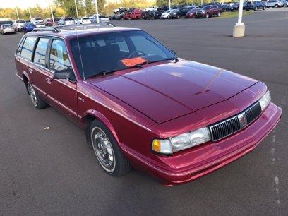 Photo Used 1996 Oldsmobile Cutlass Ciera SL Wagon for sale