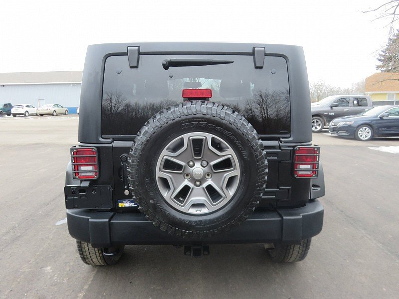 Photo Used 2014 Jeep Wrangler 4WD Rubicon w DUAL TOP GROUP for sale