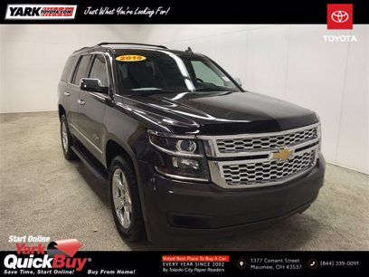Photo Used 2015 Chevrolet Tahoe 4WD LT w Texas Edition for sale