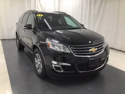 Photo Used 2017 Chevrolet Traverse AWD LT w 1LT for sale