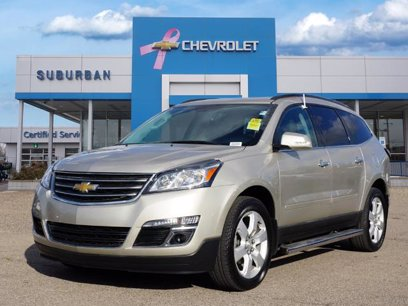 Photo Used 2017 Chevrolet Traverse FWD LT w 1LT for sale