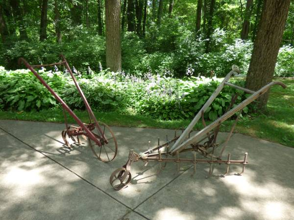 Photo Vintage Garden Cultivators  Walk Behind (HortonJackson, MI)
