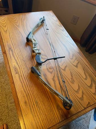 Photo Xi Spike Youth Bow - $50 (Hillsdale)