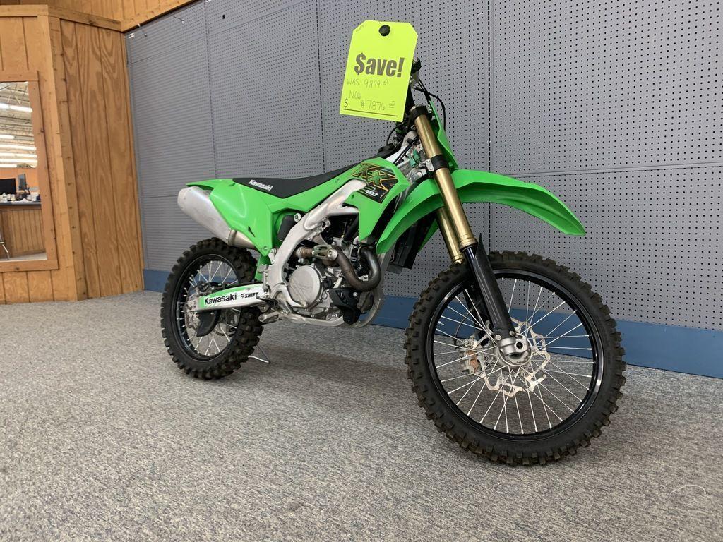 Photo 2020 Kawasaki KX 450 $7876