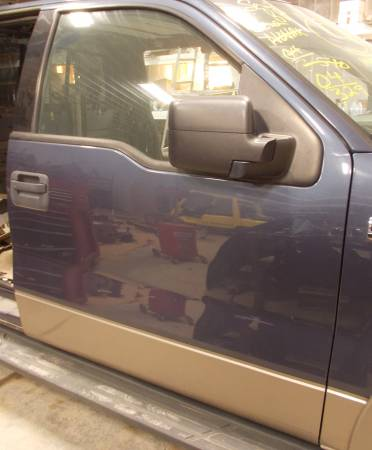 Photo 04-08 Ford F-150 F150 Passenger Front Extended Cab Door - $80 (Bangor)