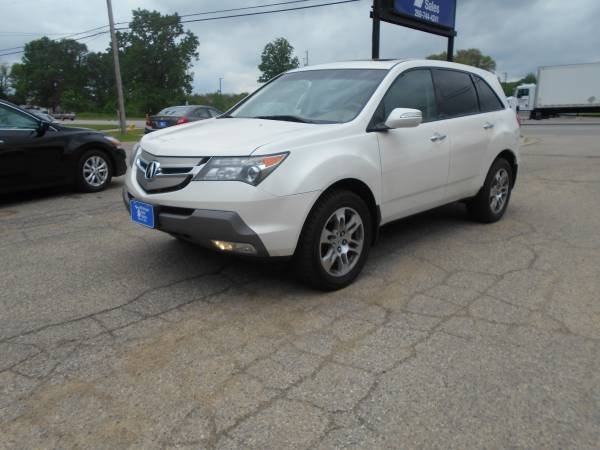 Photo 07 Acura MDX. Excellent condition. Low Miles. Runs like New. - $7984 (Kalamazoo)