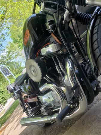Photo 1998 Harley Davidson Sportster 1200 - $4,550 (Dorr)