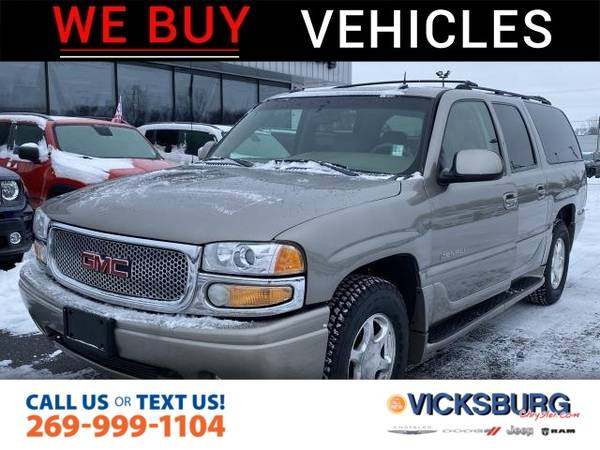 Photo 2003 GMC Yukon XL Denali - $7675