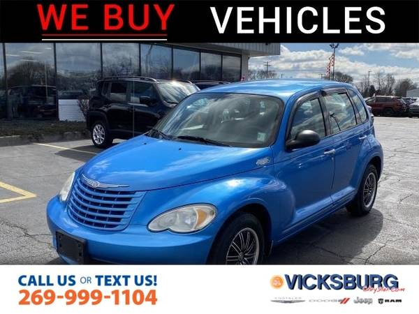 Photo 2008 Chrysler PT Cruiser LX - $3500