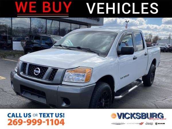 Photo 2008 Nissan Titan XE - $9775