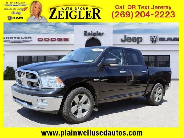 Photo 2010 Dodge Ram 1500 Big Horn - $13995 (_Dodge_ _Ram 1500_ _Truck_)