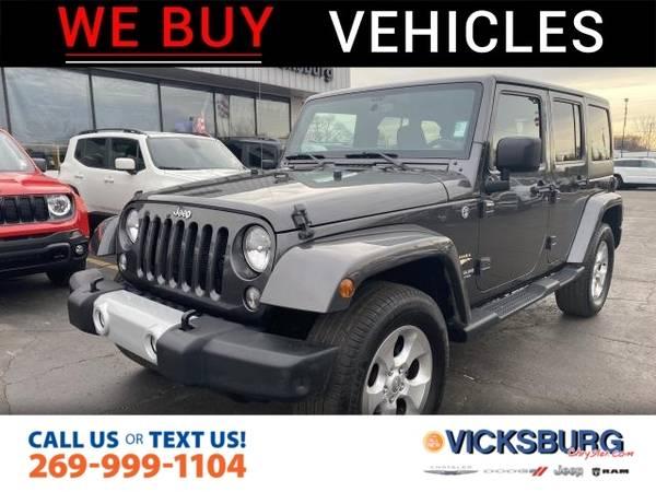 Photo 2014 Jeep Wrangler Unlimited Unlimited Sahara - $20000