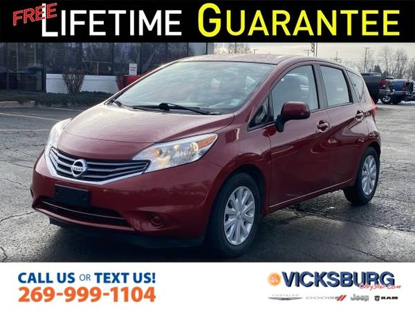 Photo 2014 Nissan Versa Note SV - $5,000