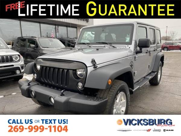 Photo 2015 Jeep Wrangler Unlimited Unlimited Freedom Edition - $24994