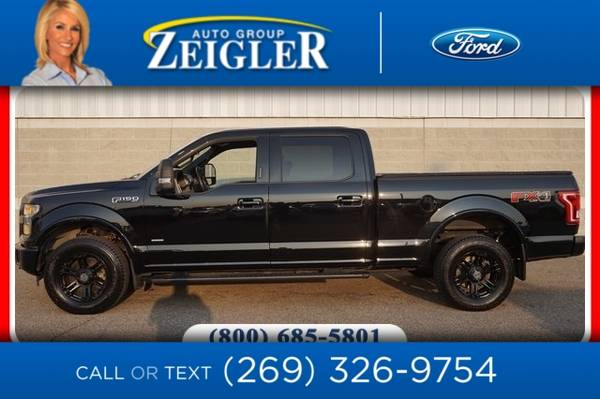 Photo 2016 Ford F-150 XLT Sport FX4 Off Road Pkg - $36,990 (_Ford_ _F-150_ _Truck_)