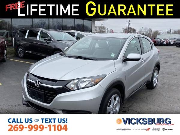 Photo 2016 Honda HR-V LX - $15600
