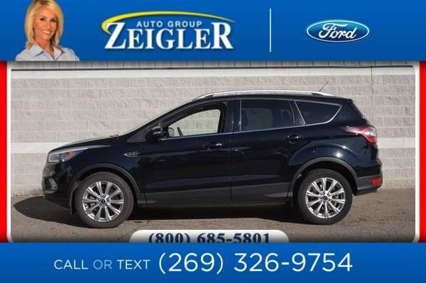 Photo 2017 Ford Escape Titanium Tech Pkg - $24,990 (_Ford_ _Escape_ _SUV_)