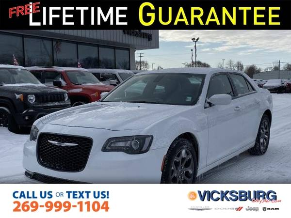 Photo 2018 Chrysler 300-Series S - $21999