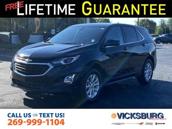 Photo 2019 Chevrolet Equinox LT - $23,500