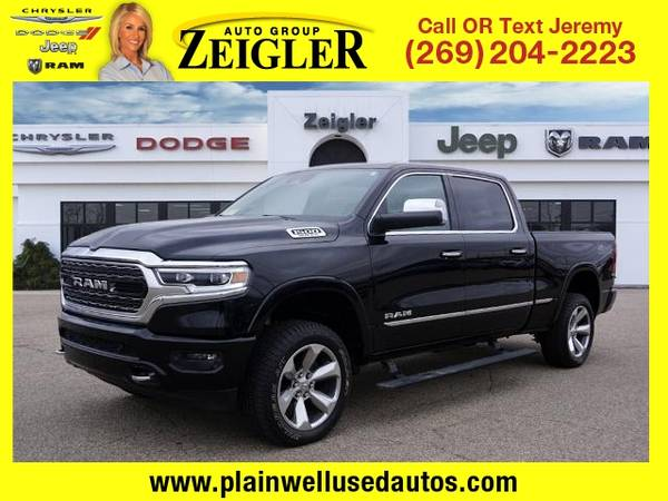 Photo 2019 Ram All-New 1500 Limited - $48,995 (_Ram_ _All-New 1500_ _Truck_)