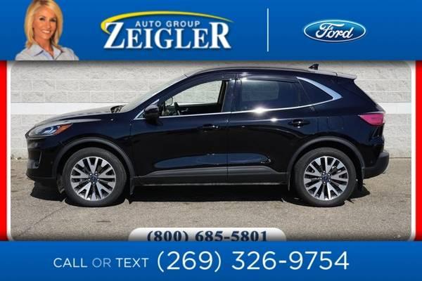 Photo 2020 Ford Escape Titanium Premium Pkg - $32,670 (_Ford_ _Escape_ _SUV_)