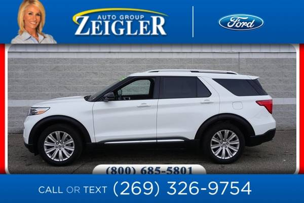 Photo 2020 Ford Explorer Limited - $44,370 (_Ford_ _Explorer_ _SUV_)