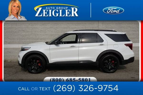 Photo 2020 Ford Explorer ST Premium Tech Pkg - $53,960 (_Ford_ _Explorer_ _SUV_)