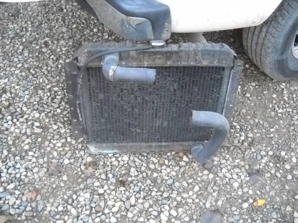 Photo 63 Chevy Impala radiator 1963 - $45 (PawPaw)