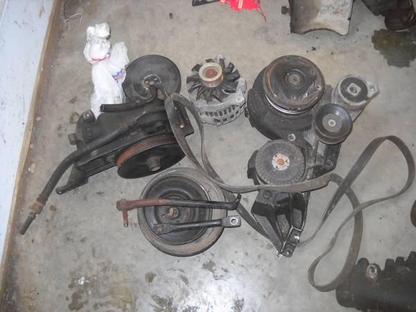 Photo 88-92 Camaro Firebird F Body serpentine belt accessory setup SBC Chevy - $175 (PawPaw)