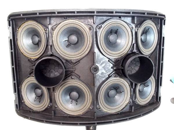 Photo Bose 802 PA Speakers wStands for Sound Reinforcement - $625 (Portage)
