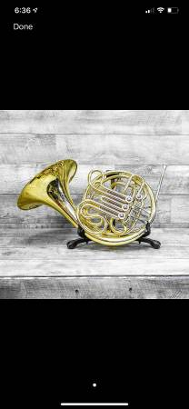 Photo French Horn Eastman EFH 420 Double French Horn - $2,000