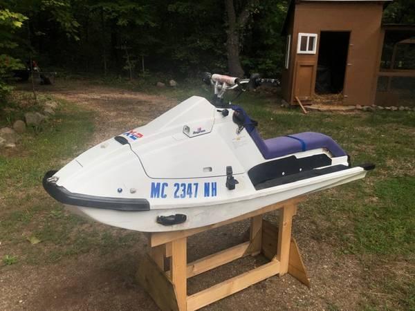 Photo Kawasaki X2 Jet Ski - 1988 - $1,995 (Kalamazoo)