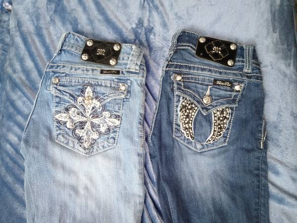 Photo Miss me jeans - $45 (Kalamazoo)