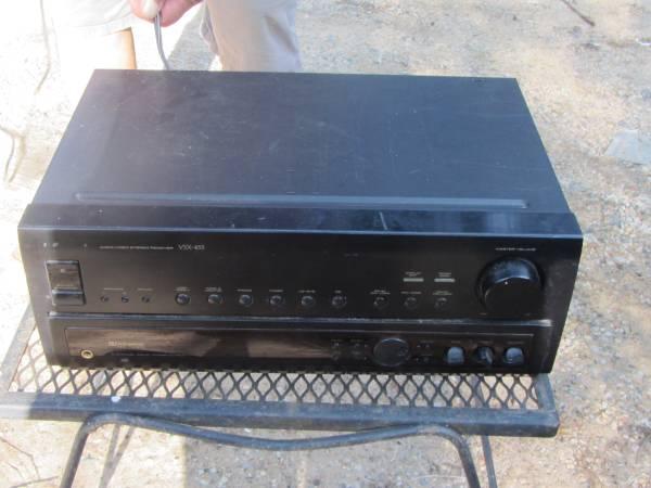 Photo Pioneer Receiver VSX 455 - $60 (Portage)