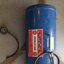 Photo Portable air tank - $30 (Kalamazoo)
