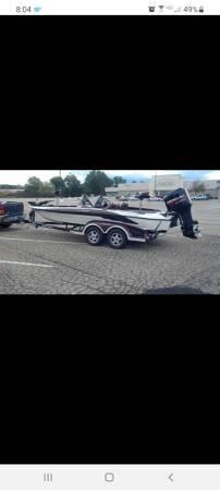 Photo Ranger bass boat 1997 519dvs - $19,500 (Three rivers)