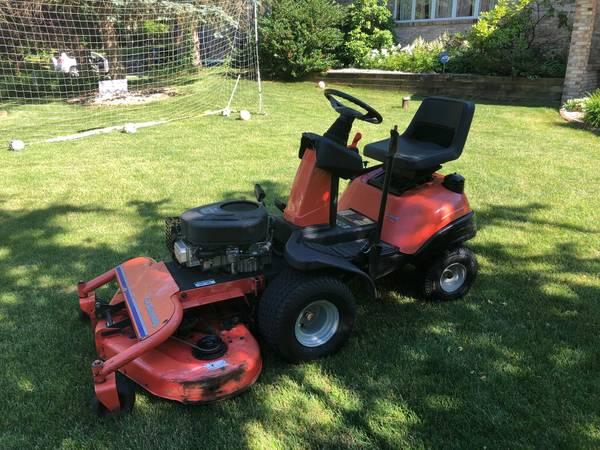 Photo Simplicity Lancer 17 - Front Mount Lawn Mower RARE - $1100 (Kalamazoo, MI)