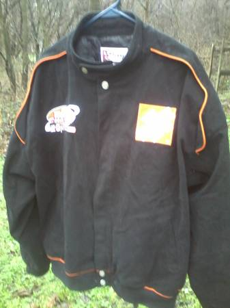 Photo Tony Stewart Nascar Chase Authentics size XXL Jacket - New - $75 (Kalamazoo Mi.)