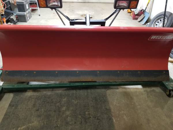 Photo Western Pro Snow Plow - $2,800