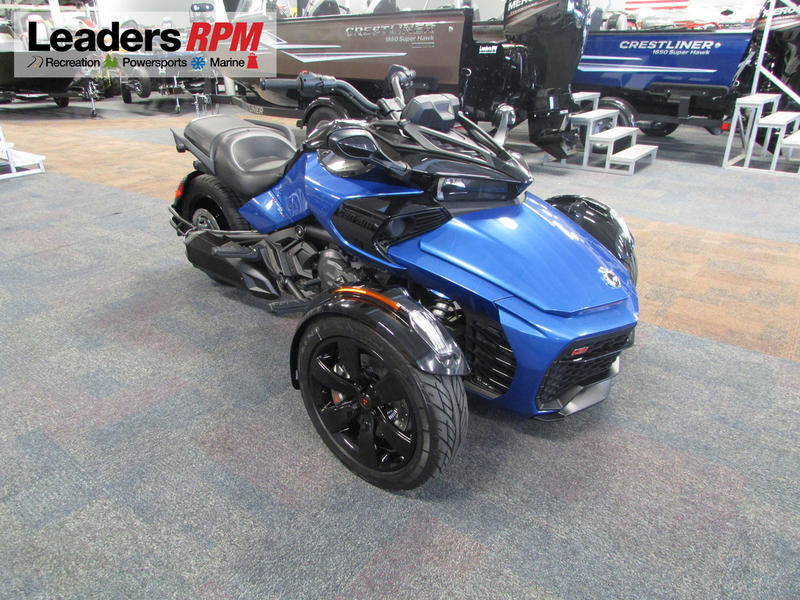 Photo 2019 Can-Am Spyder F3-S 6-Speed Semi-Automatic SE6 $14499