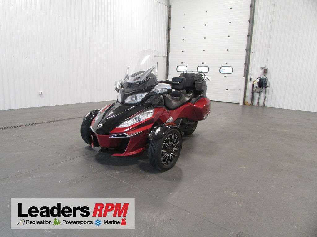 Photo Used 2015 Can-Am Trike Motorcycle  $14999