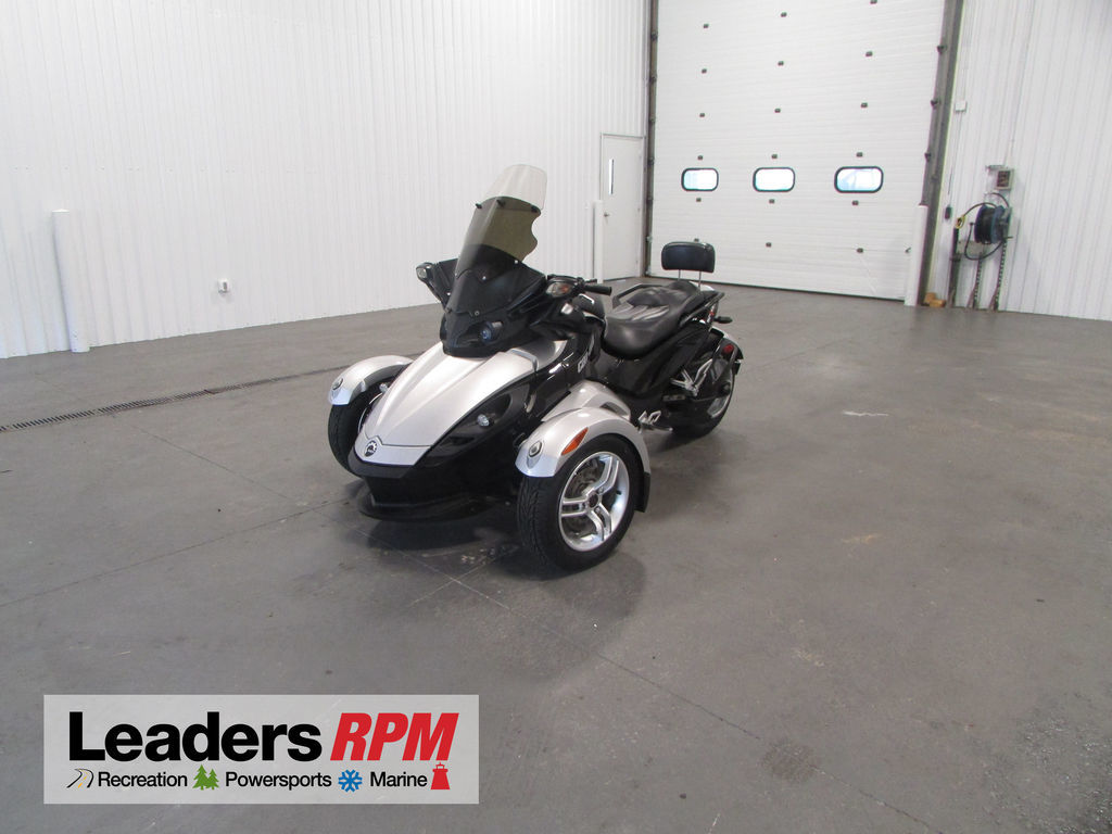 Photo Used 2008 Can-Am Trike Motorcycle  $6999