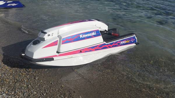 Photo 1991 Kawasaki 550SX Stand up Jet Ski, 550 Standup - $2500 (Columbia Falls)