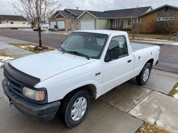 Photo 1994 Mazda B2300 - $3300 (Kalispell)