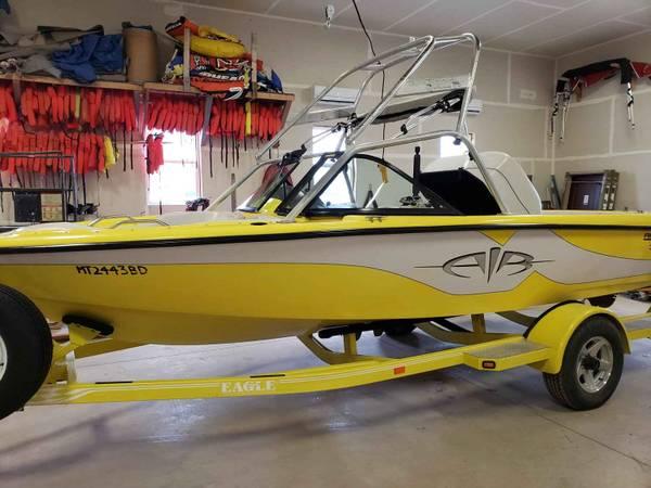 Photo 2000 air Nautique wake boat - $15500 (Bigfork)
