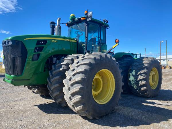 Photo 2011 John Deere 9530 4WD Tractor for sale Hi-Flow ONLY 3,728 Hours - $168,900