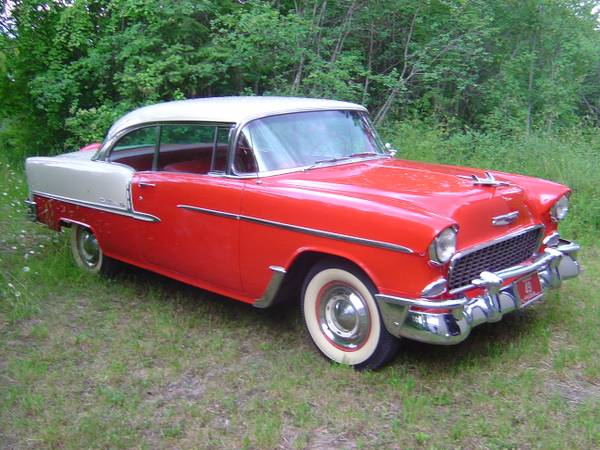 Photo 55 Chevy - $47,500 (Flathead Valley)