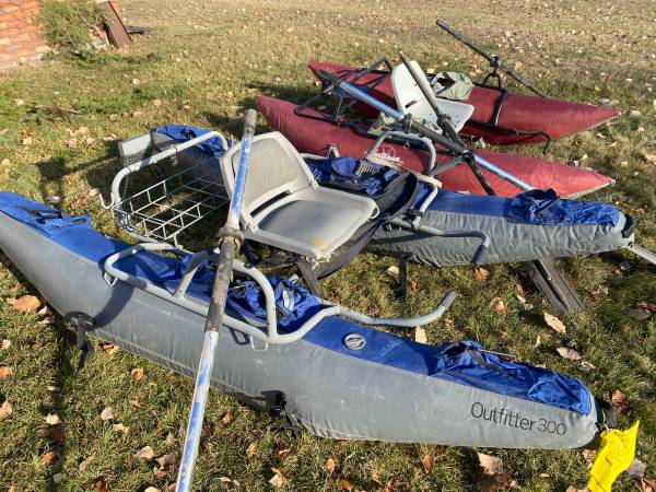 Photo Cataraft Pontoon Boats - $225 (MISSOULA)